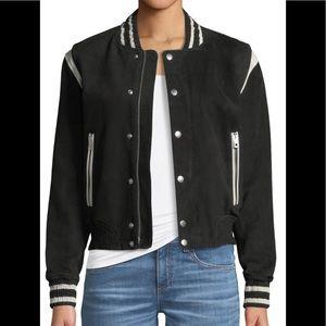 Rag and Bone Baela Varsity Jacket